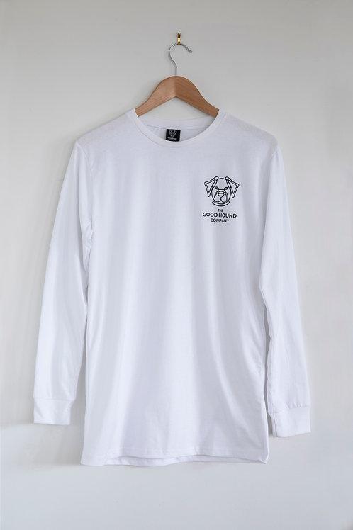 Long Sleeve Shirt - White