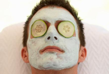 Deluxe Men Skin Fitness Facial