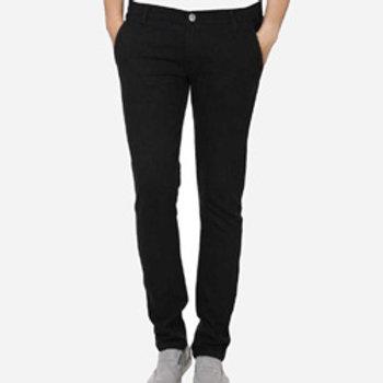 Slim Men Black Jeans