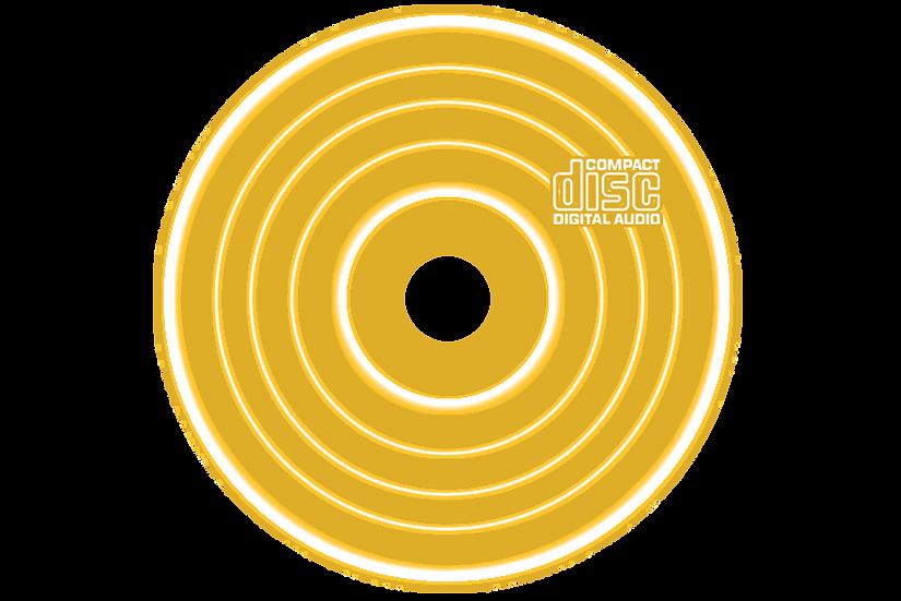 CD avec Effet Vinyle