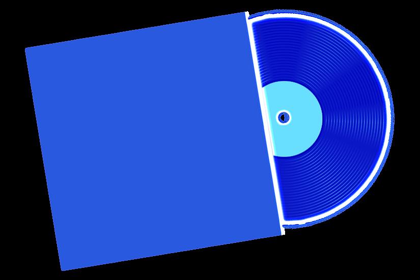 Pochette Carton (12'') + Pressage 1 Vinyle + Pochette blanche + Thermo