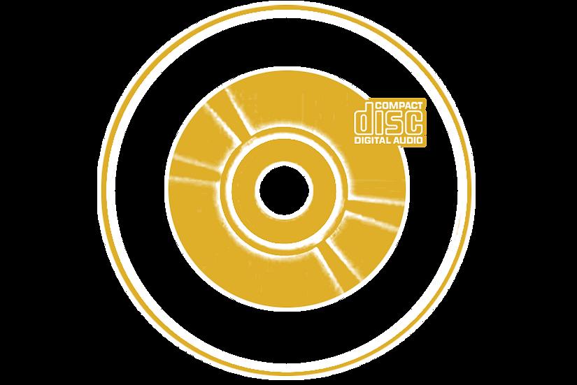 CD-mini (Métallisation Partielle, 22 minutes max)