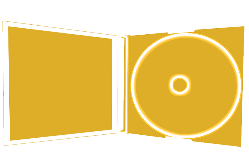 Graphisme pour Boîtier Slim (format cd)