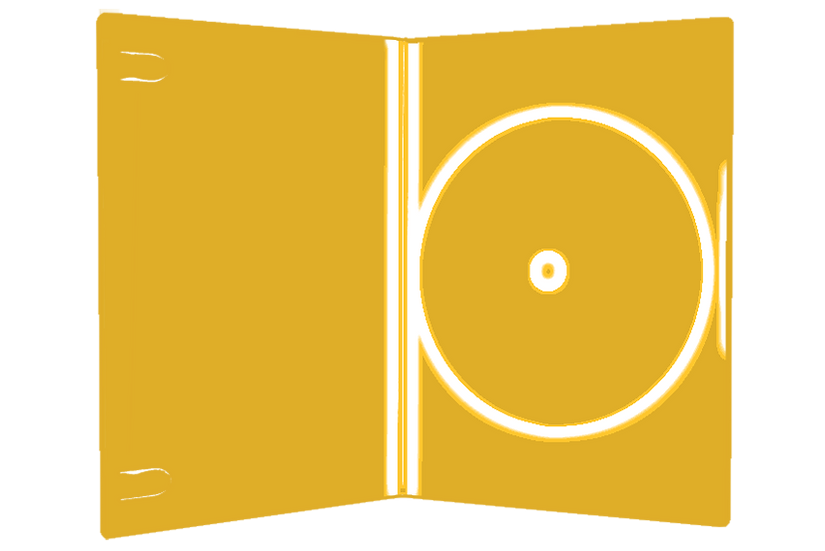 Graphisme pour Boîtier dvd