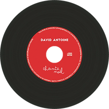 David Antoine chante Noël 2018 Album CD Galette Impression couleur sur disque Pressage.EU Pressage CD Duplication DVD Replicatie Duplicatie Persen Bruxelles Brussels Begique Belgium Europe Europa