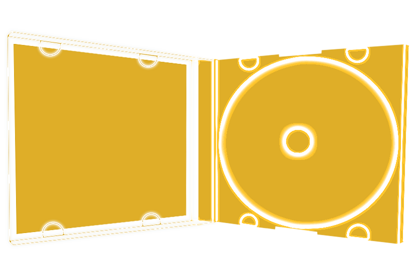 Boîtier Cristal (format cd) + 1 DVD + Encart r/v + Jaquette + Cello