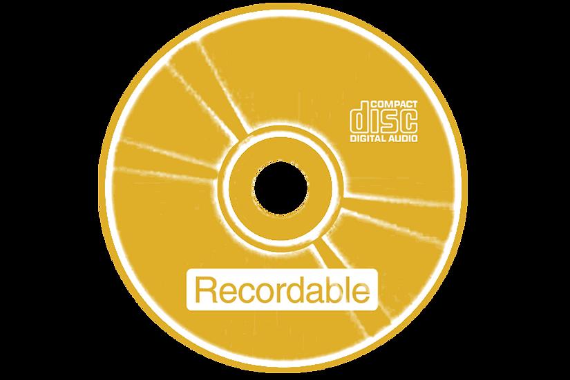 CD-R (Impression sur disque vierge)