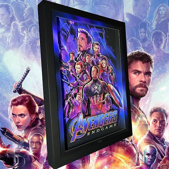 3DBox Ultimato 45x33 c/LED