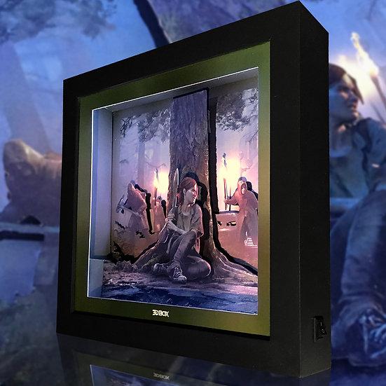 3DBox TLOU 2 23x23 c/LED