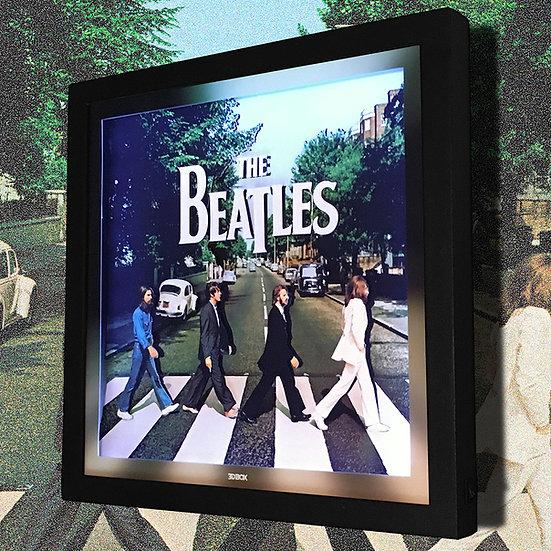 3DBox The Beatles 33x33 c/LED