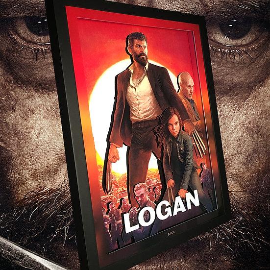 3DBox Logan 45x33 c/LED