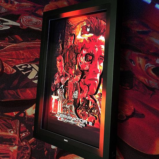 3DBox Terminator 2 45x33 c/LED