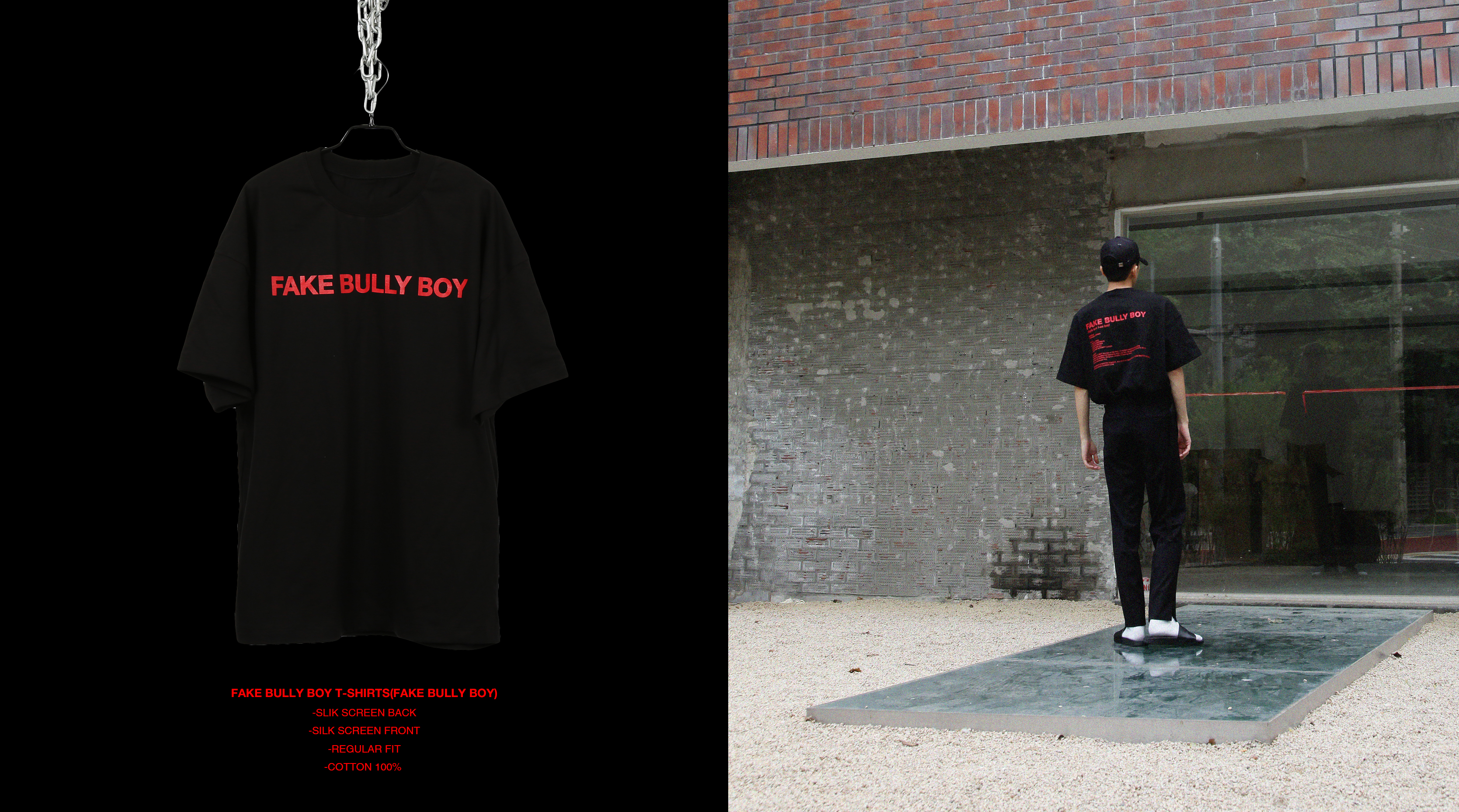 18SS FAKE BULLY BOY