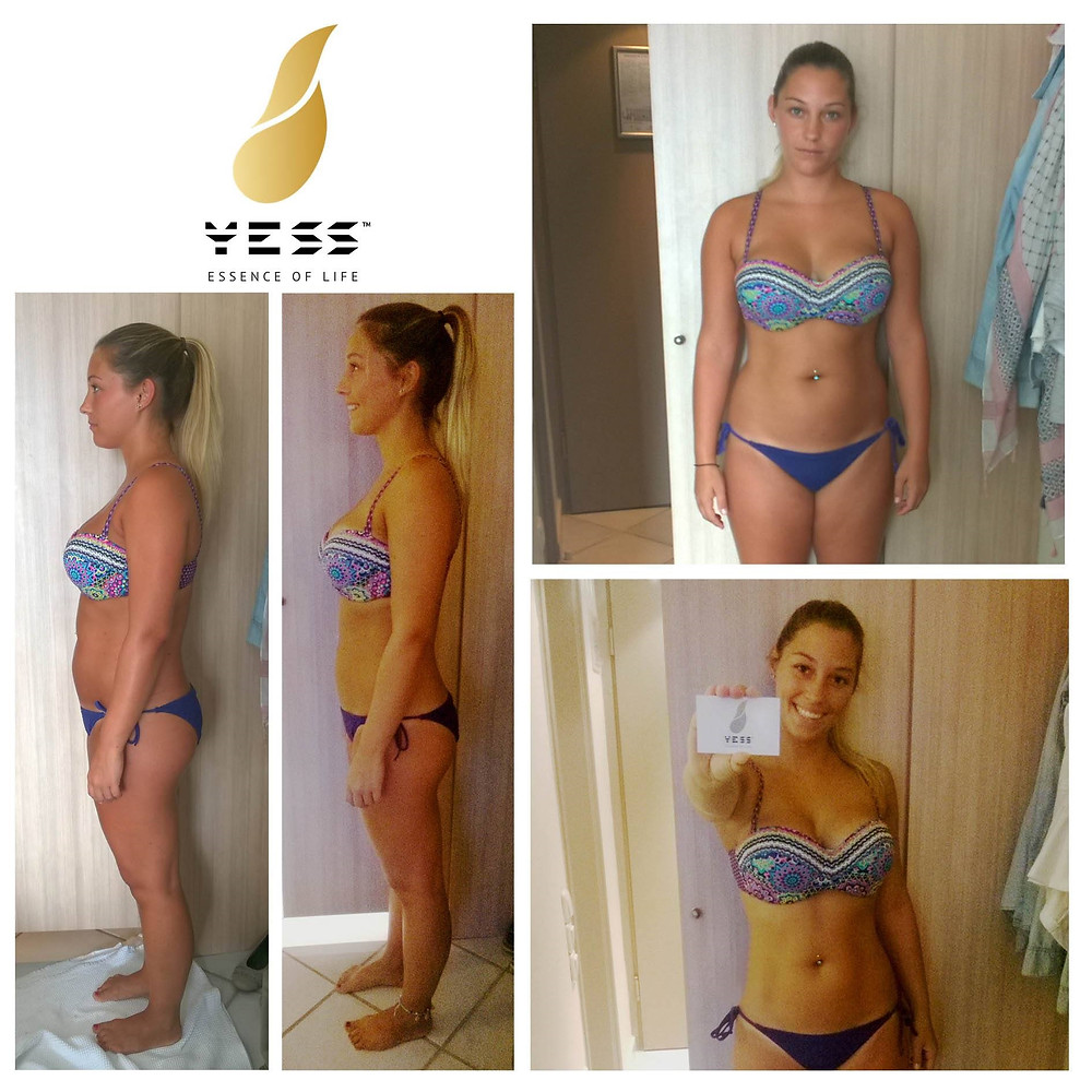 Caroline 23 ans 6,5 kilos en 21 jours