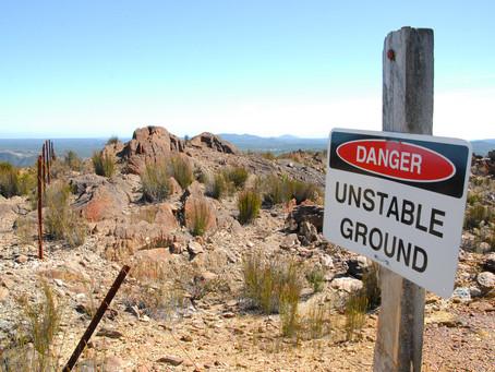 Standing on Shaky Ground