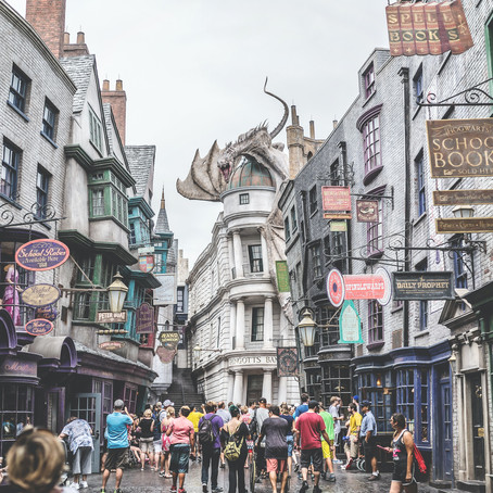 Wizarding World of Harry Potter- Diagon Alley