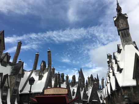 Harry Potter World- Hogsmeade and Hogwarts