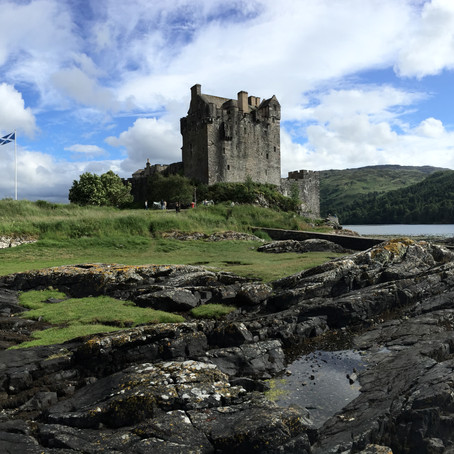 Top Castles of Scotland