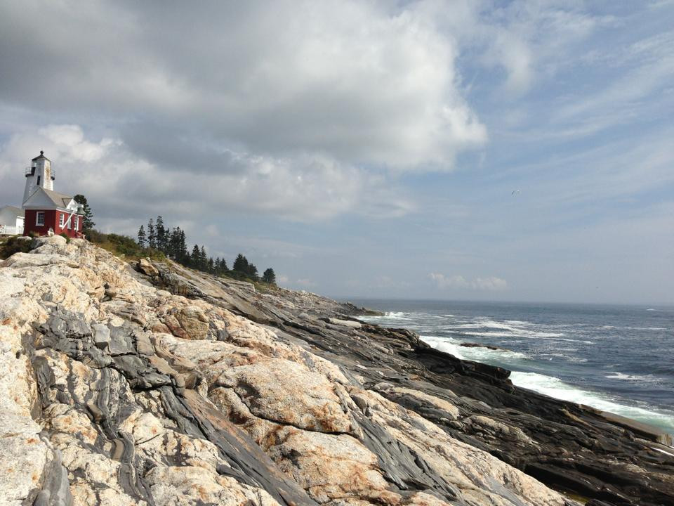 Photo of Pemaquid Lighthouse taken by me.