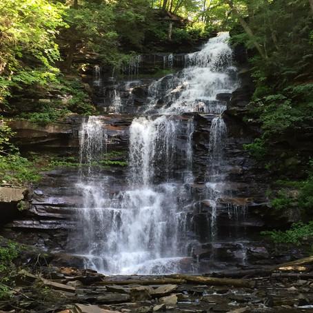 Ricketts Glen Waterfall Trail