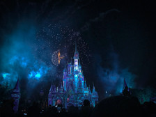 Magic Kingdom Part 1- Food & Entertainment