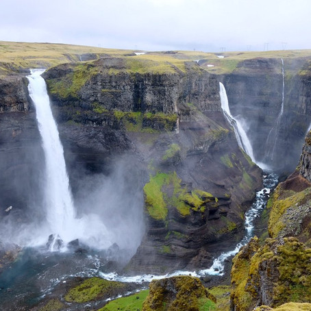 Twelve Waterfalls of Iceland
