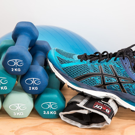 Getting Healthy Part 2: Exercise