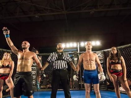 Donnybrooke Fight Promotions:  Battle in Barre 5