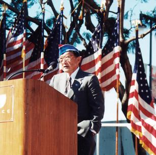 WWII Dedication 2000