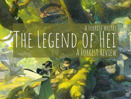 The Legend of Hei - A Forrest Review