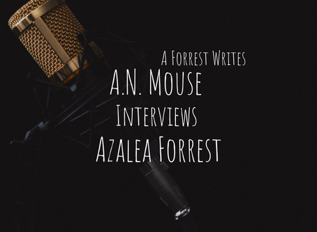A.N. Mouse Interviews Azalea Forrest