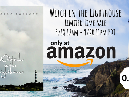 Witch in the Lighthouse - On Sale!