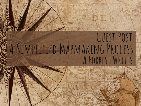 A Simplified Mapmaking Process - Guest Post