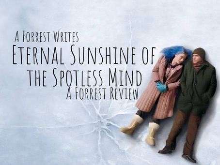 Eternal Sunshine of the Spotless Mind - A Forrest Review