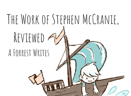 The Work of Stephen McCranie, Reviewed