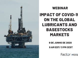 Webinar Impact of COVID-19 on the Global Lubricants and Basestocks Markets