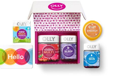 Olly: Uma marca disruptiva no mercado de vitaminas e suplementos