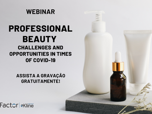 Professional Beauty Challenges and Opportunities in Times of COVID-19