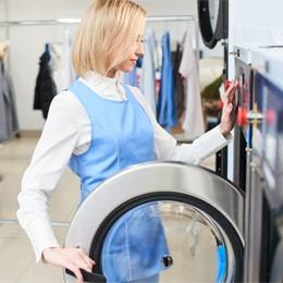 Tendências do mercado de lavanderia comercial