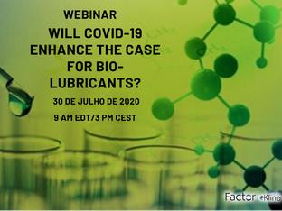 "Novo Webinar: ""Will COVID-19 Enhance the Case for Bio Lubricants?"""