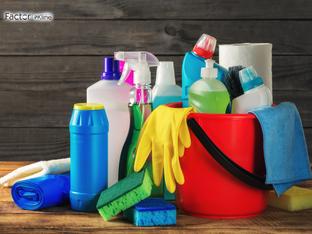 Demanda Por Produtos de Limpeza Dispara à Medida Que Consumidores Adotam Novos Estilos de Vida