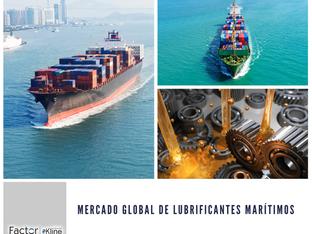 Mercado Global de lubrificantes marítimos