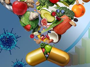 Suplementos nutricionais crescem em vendas durante surto de Coronavírus, mas o mercado pode sustenta