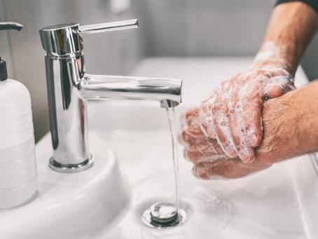COVID-19: Qual é o futuro dos produtos de limpeza para as mãos?