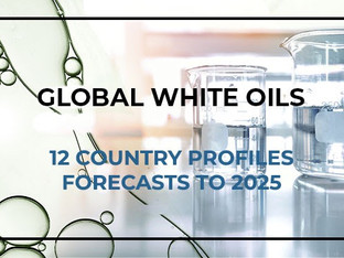 Mercado de White Oils no Brasil e no mundo