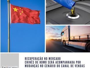 Recuperação No Mercado Chinês De HDMO Será Acompanhada Por Mudanças No Cenário Do Canal De Vendas