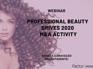 Webinar: Professional Beauty Drives 2020 M&A Activity
