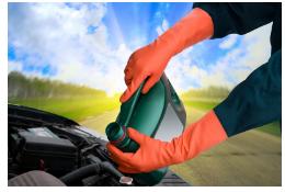 Análise e avaliação do mercado global de lubrificantes