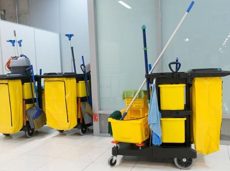 Tendências sobre o mercado de produtos para limpeza profissional de pisos