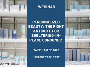 Webinar: Personalized Beauty